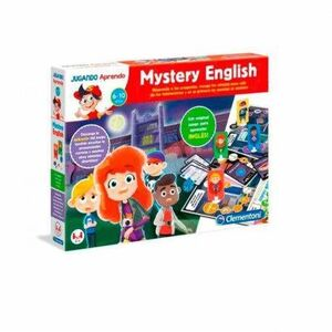 APRENDE MISTERY ENGLISH