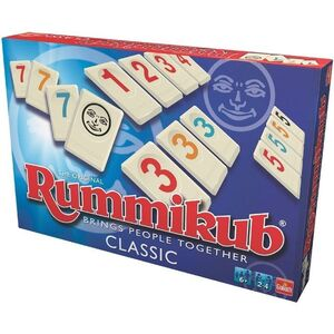 JUEGO RUMMIKUB ORIGINAL CLASSIC