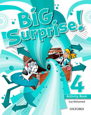 BIG SURPRISE! 4. ACTIVITY BOOK + STUDY SKILLS BOOKLET