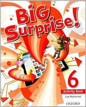 BIG SURPRISE! 6. ACTIVITY BOOK + STUDY SKILLS BOOKLET