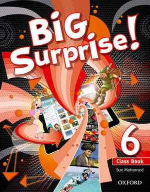 BIG SURPRISE! 6. CLASS BOOK