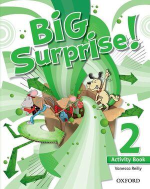 BIG SURPRISE! 2. ACTIVITY BOOK