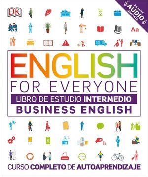 EFE BUSINESS ENGLISH NIVEL INTERMEDIO - LIBRO DE ESTUDIO