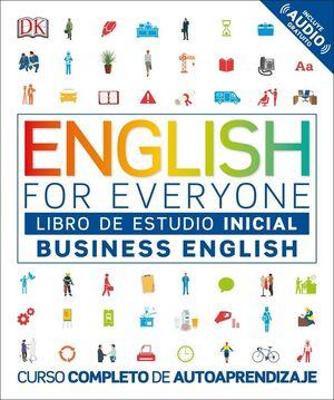 EFE BUSINESS ENGLISH NIVEL INICIAL - LIBRO DE ESTUDIO