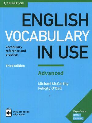 ENGLISH VOCABULARY USE ADV+KEY+EBOOK
