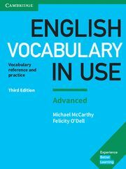 ENGLISH VOCABULARY USE ADV+KEY