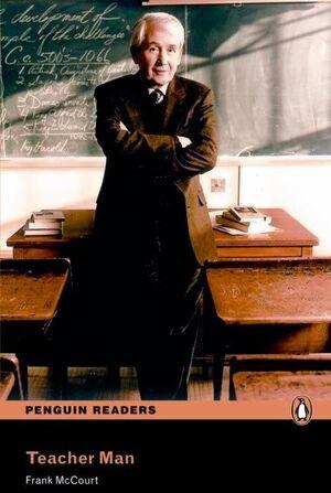 PENGUIN READERS 4: TEACHER MAN BOOK & MP3 PACK