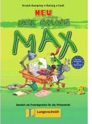 DER GRÜNE MAX 1 NEU, LIBRO DEL ALUMNO