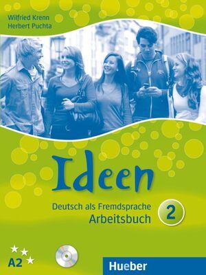 IDEEN 1 ARBEITSB.+CD Z.AB.(EJERC.CICIOS)