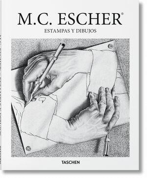 M.C. ESCHER. ESTAMPAS Y DIBUJOS
