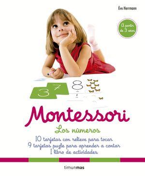 MONTESSORI. LOS NÚMEROS