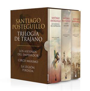 ESTUCHE TRILOGIA DE TRAJANO