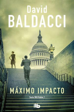 MÁXIMO IMPACTO (WILL ROBIE 2)