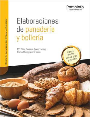 ELABORACIONES DE PANADERIA Y BOLLERIA