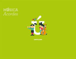 MUSICA ACORDES 2 PRIMARIA
