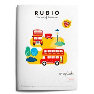 RUBIO ENGLISH 6 YEARS ADVANCED