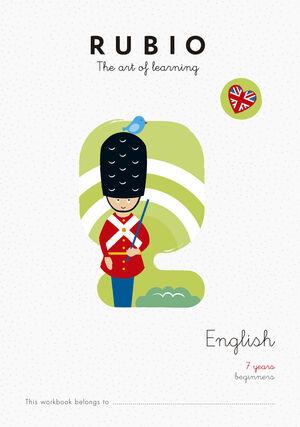 RUBIO ENGLISH 7 YEARS BEGINNERS