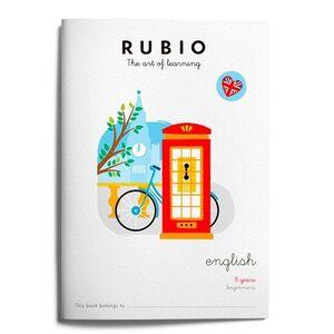 RUBIO ENGLISH 8 YEARS BEGINNERS