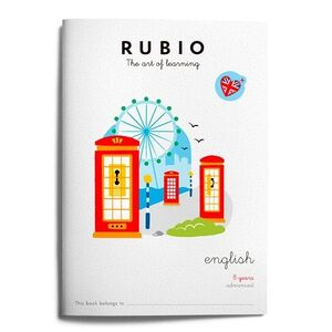 RUBIO ENGLISH 8 YEARS ADVANCED