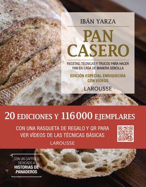 PAN CASERO. EDICIÓN ESPECIAL