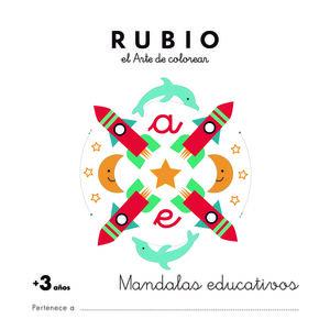 MANDALA EDUCATIVO +3 AÑOS