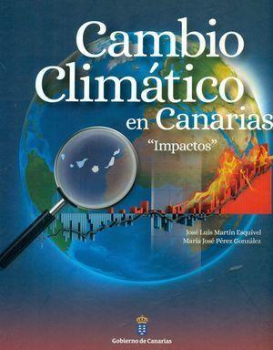 CAMBIO CLIMÁTICO EN CANARIAS