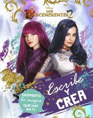 LOS DESCENDIENTES 2. ESCRIBE Y CREA