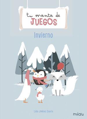 TU MANTA DE JUEGOS: INVIERNO