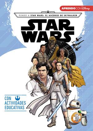STAR WARS. RUMBO AL EPISODIO IX - EL ASCENSO DE SKYWALKER (LEO, JUEGO Y APRENDO