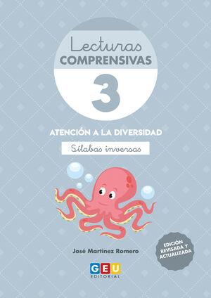 LECTURAS COMPRENSIVAS 3