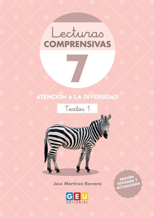LECTURAS COMPRENSIVAS 7 4ªED TEXTOS 1