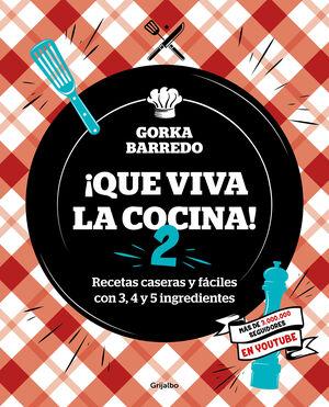 ¡QUE VIVA LA COCINA! 2