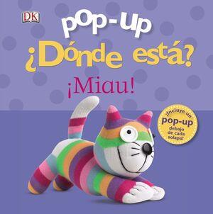 POP-UP ¿DÓNDE ESTÁ? ¡MIAU!