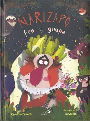 NARIZAPO, FEO Y GUAPO
