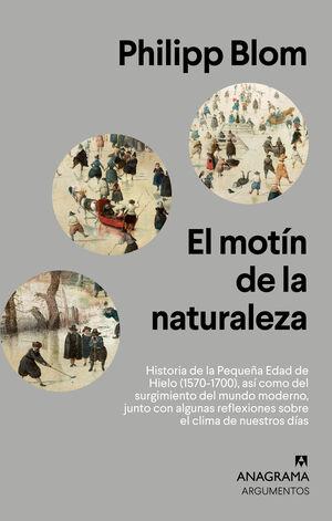 MOTIN DE LA NATURALEZA,EL