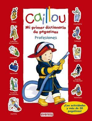 CAILLOU. PROFESIONES