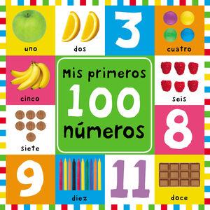 MIS PRIMEROS 100 NÚMEROS