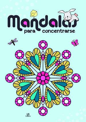 MANDALAS PARA CONCENTRARSE