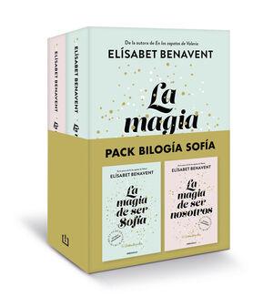 PACK BILOGIA SOFIA LA MAGIA DE SER SOFIA LA MAGIA