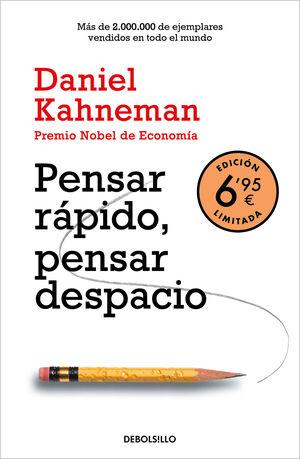 PENSAR RAPIDO, PENSAR DESPACIO (EDICION LIMITADA A PRECIO ESPECIAL)