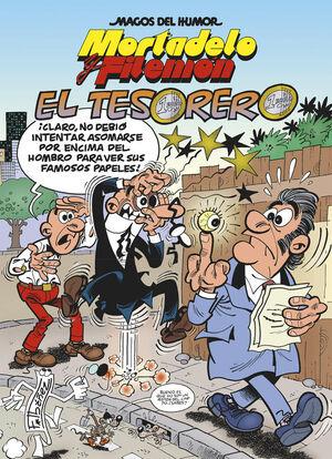MORTADELO Y FILEMÓN. EL TESORERO (MAGOS DEL HUMOR 167)