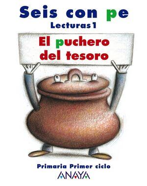 LECTURAS 1: EL PUCHERO DEL TESORO