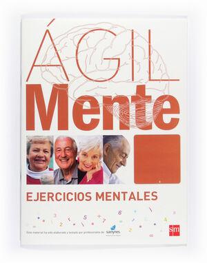 ÁGILMENTE: EJERCICIOS MENTALES. MARRÓN