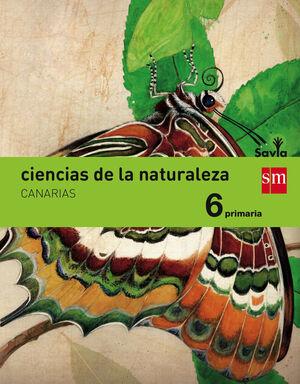 CIENCIAS DE LA NATURALEZA. 6 PRIMARIA. SAVIA. CANARIAS