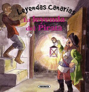 LA LEYENDA DEL PIRATA