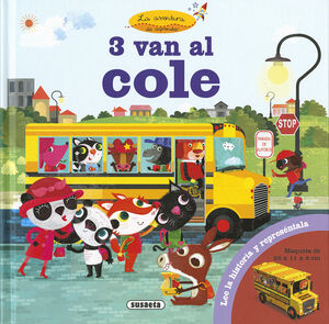 3 VAN AL COLE