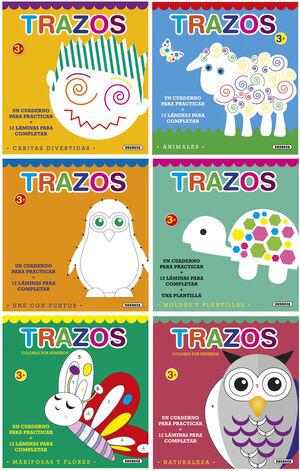 TRAZOS (6 TÍTULOS)