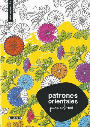 PATRONES ORIENTALES PARA COLOREAR