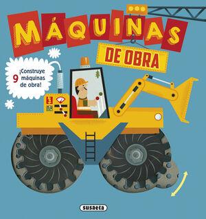 MÁQUINAS DE OBRA