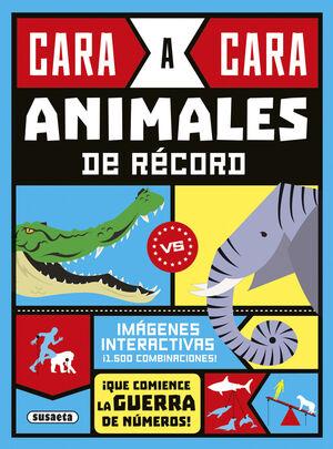 ANIMALES DE RÉCORD
